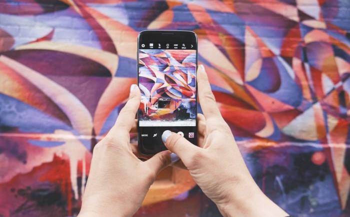snimanje-fotograifije-mobilnim-telefonom